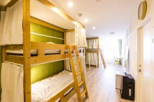 民泊・簡易宿所が最近増えています